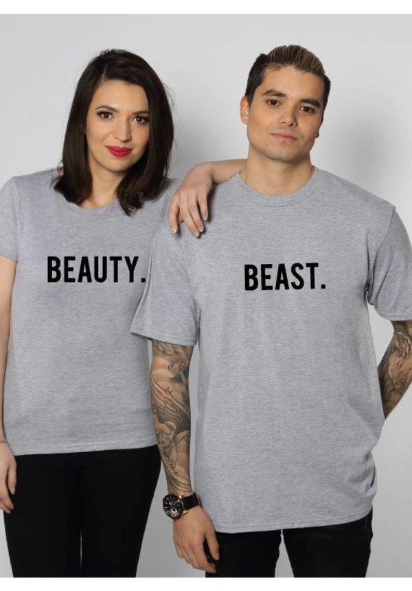 BEAUTY & THE BEAST COUPLE TEES
