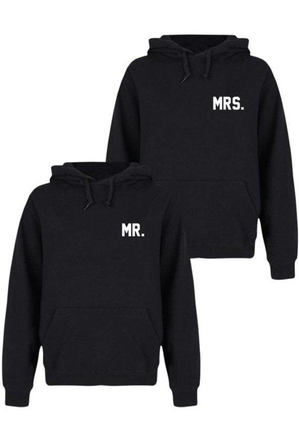 MR & MRS COUPLE HOODIES