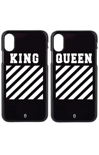 KING & QUEEN OFF COUPLE CASES