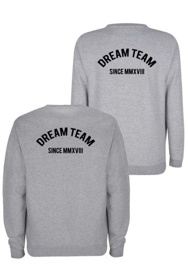 DREAM TEAM COUPLE SWEATERS