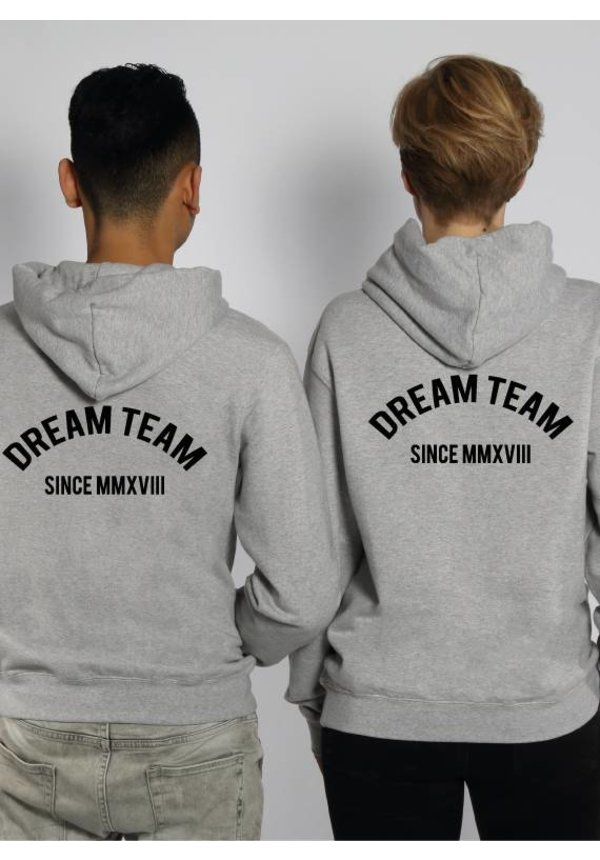 DREAM TEAM COUPLE HOODIES