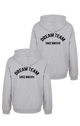 DREAM TEAM COUPLE HOODIES