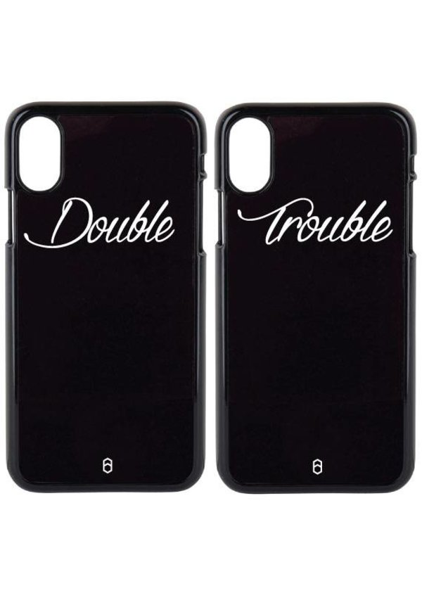 DOUBLE TROUBLE BFF CASES