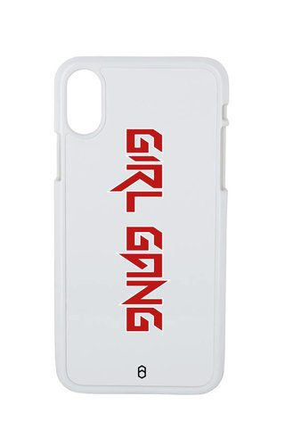 GIRL GANG RED CASE