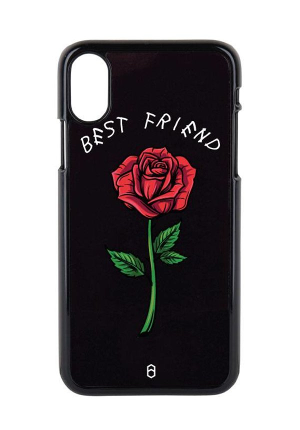 BEST FRIEND ROSE CASE