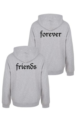 FRIENDS FOREVER HOODIES