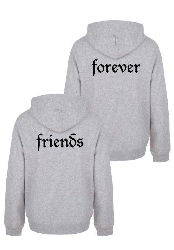 FRIENDS FOREVER HOODIES