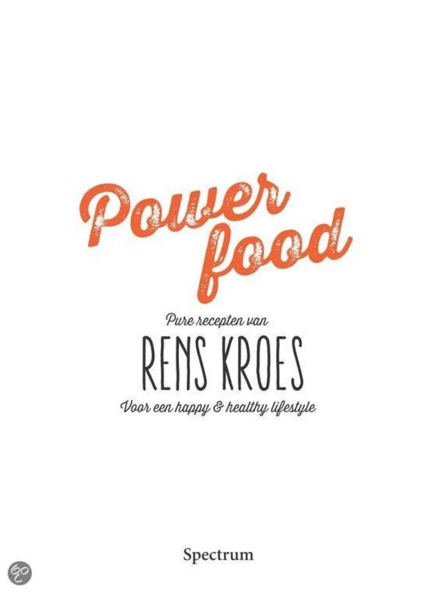 POWER FOOD BY RENS STEIN