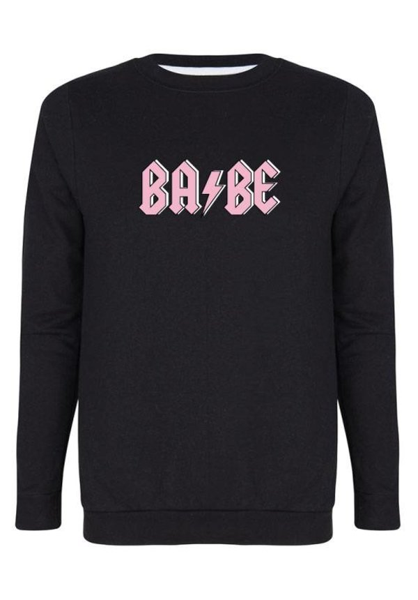BABE THUNDER SWEATER
