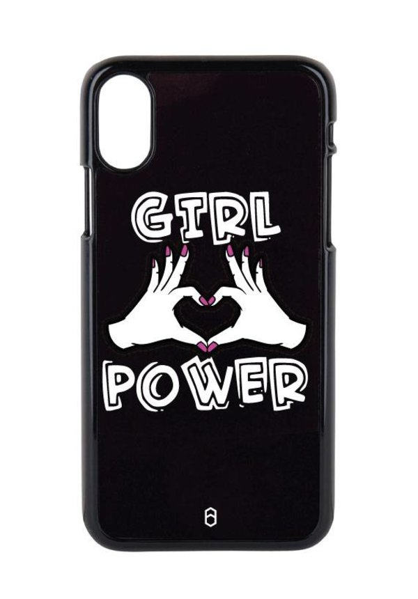 GIRL POWER HANDS CASE