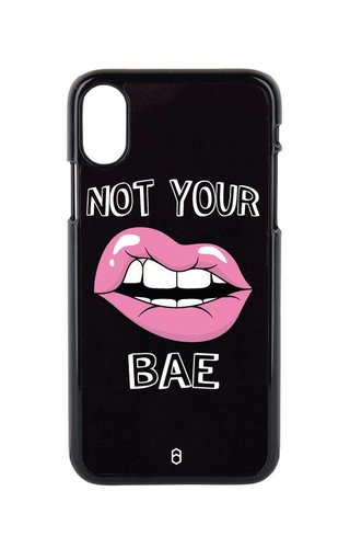 NOT YOUR BAE LIPS CASE