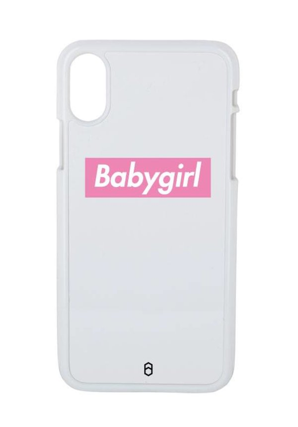BABYGIRL PINK BOX CASE