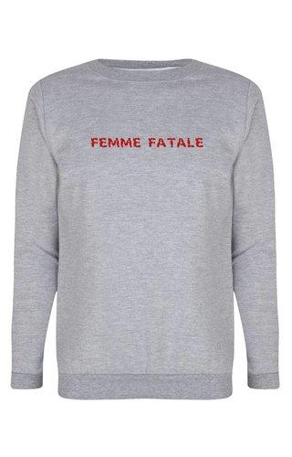 FEMME FATALE SWEATER