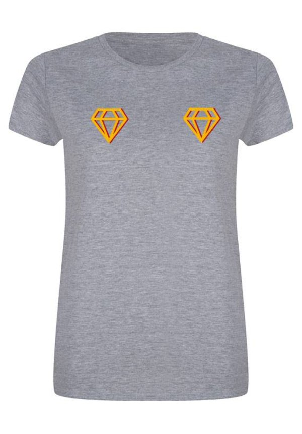DIAMONDS TEE