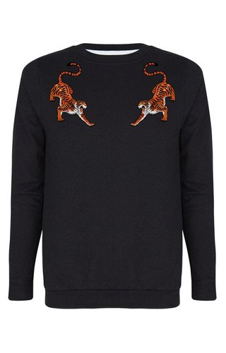 TWIN TIGERS SWEATER