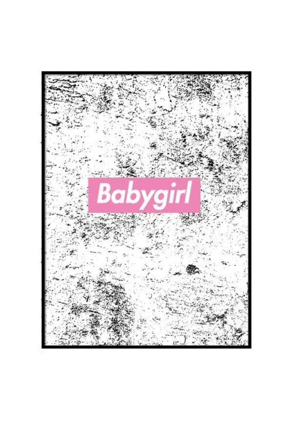 BABY GIRL POSTER