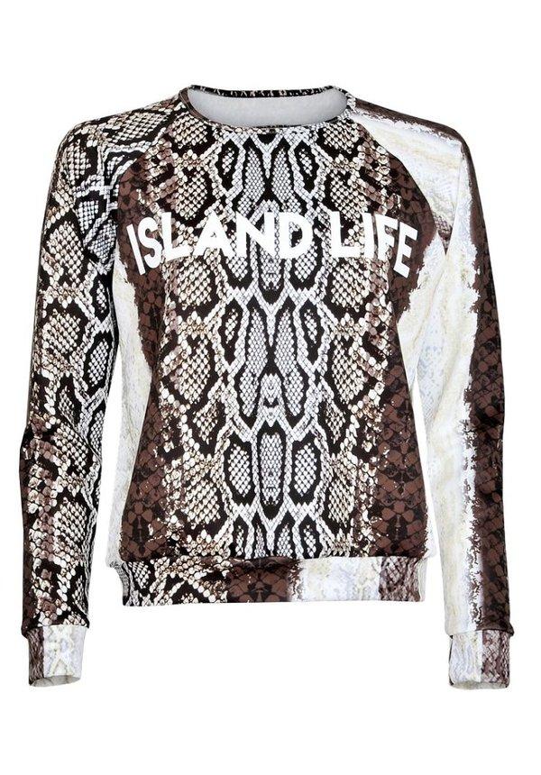 ISLAND LIFE SWEATER