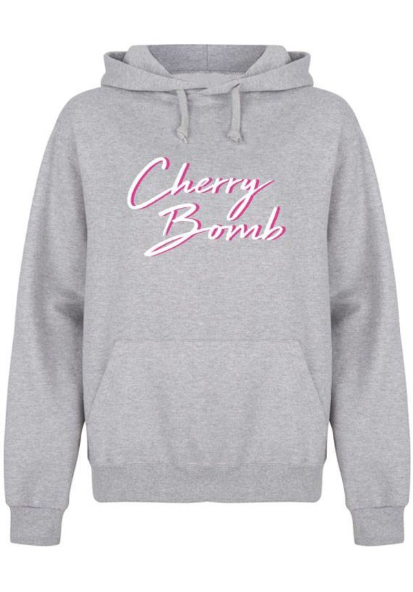 CHERRY BOMB HOODIE NEON