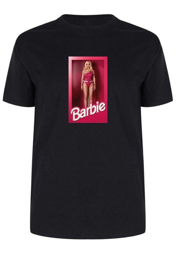 BARBIE PHOTO TEE