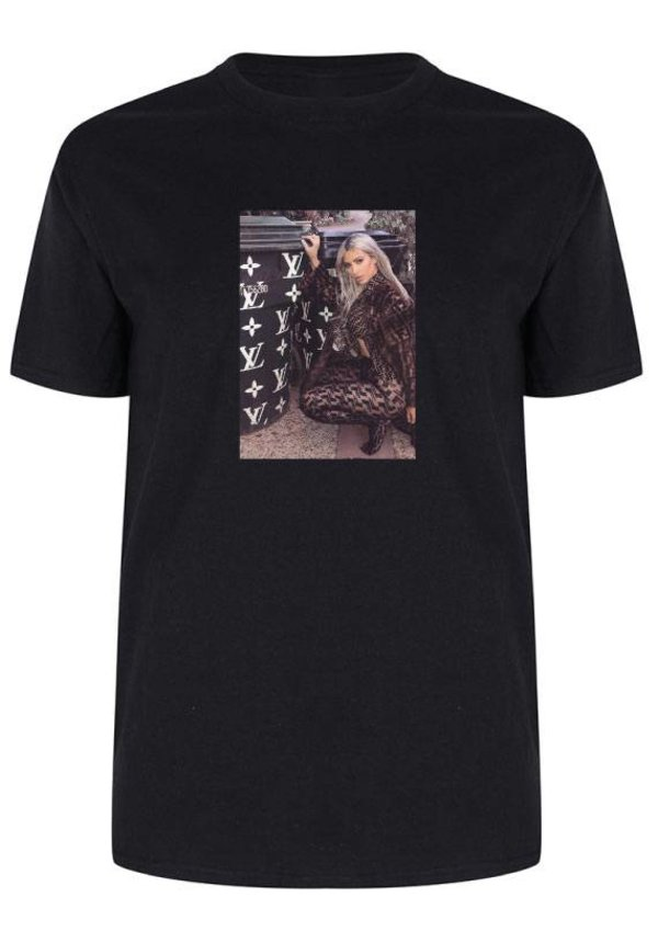 DESIGNER GIRL PHOTO TEE