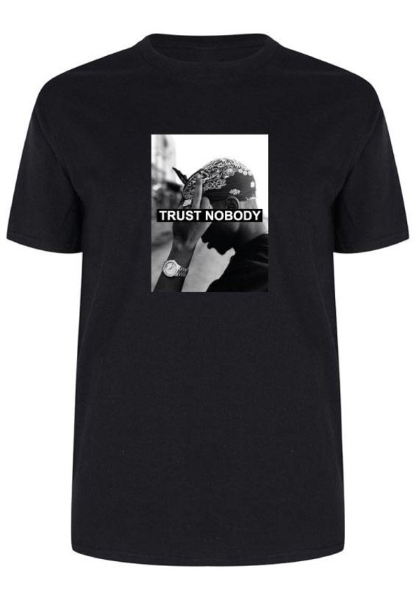 TRUST NOBODY PHOTO TEE