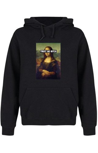 TRUST NO BITCH PHOTO HOODIE