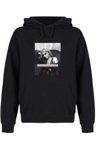NOT YOUR DOLL PHOTO HOODIE