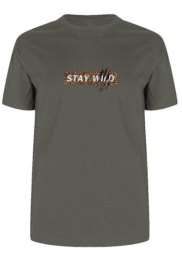 STAY WILD TEE