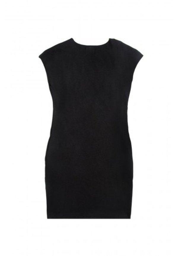 PARISIENNES DRESS BLACK
