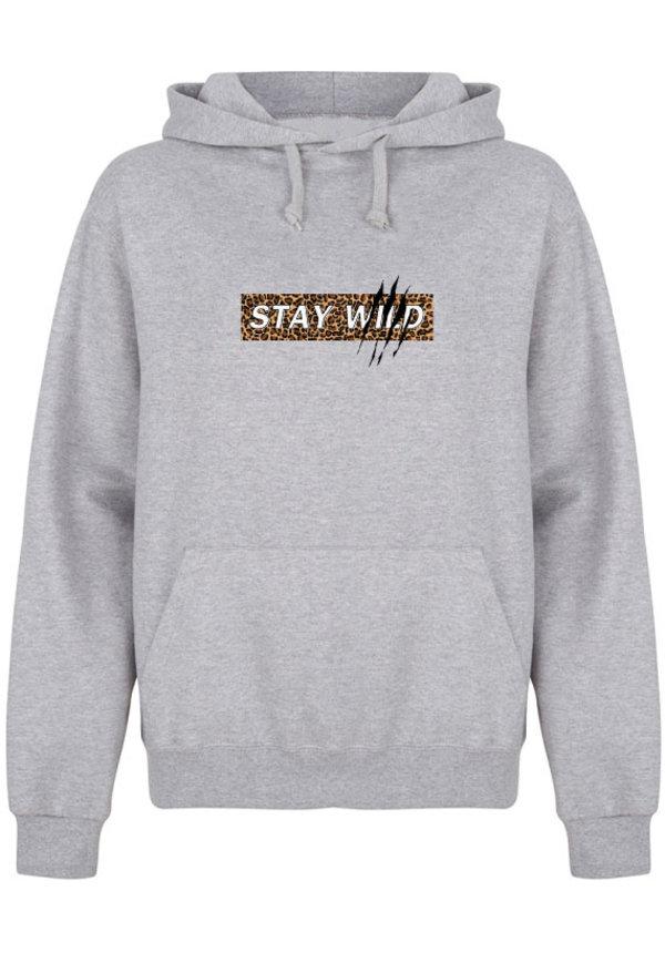 STAY WILD HOODIE