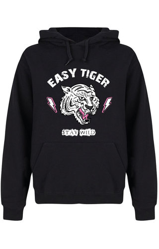 EASY TIGER STAY WILD HOODIE