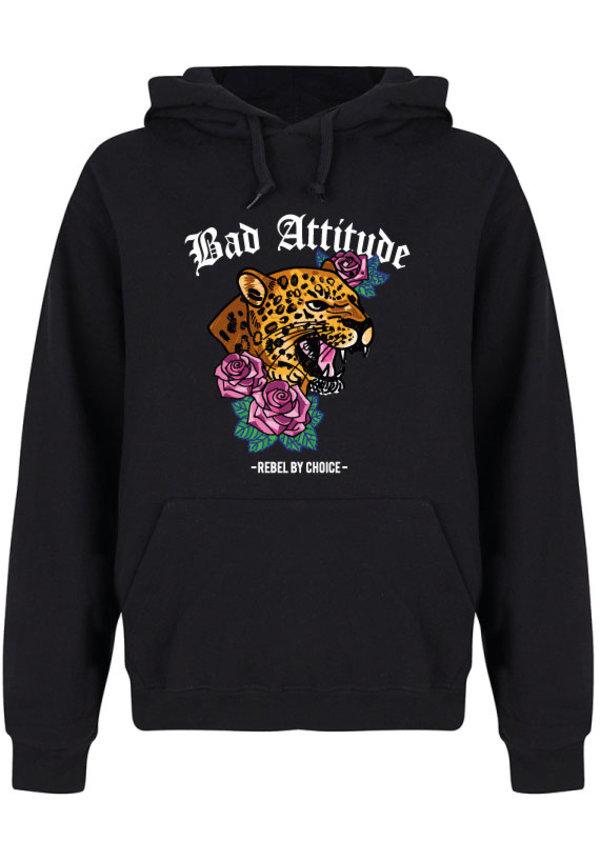 BAD ATTITUDE HOODIE