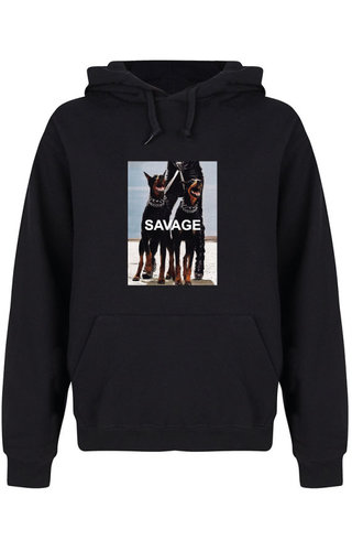 SAVAGE PHOTO HOODIE