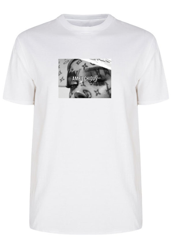 AMBITCHIOUS PHOTO TEE