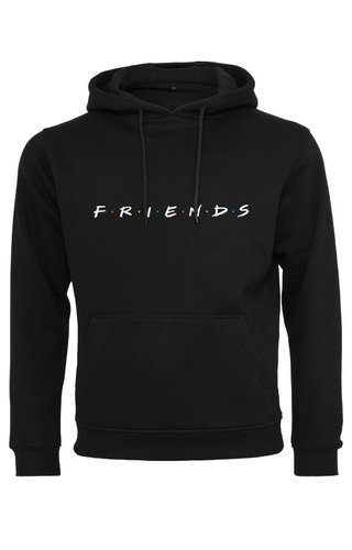 FRIENDS LOGO EMBROIDERED HOODIE