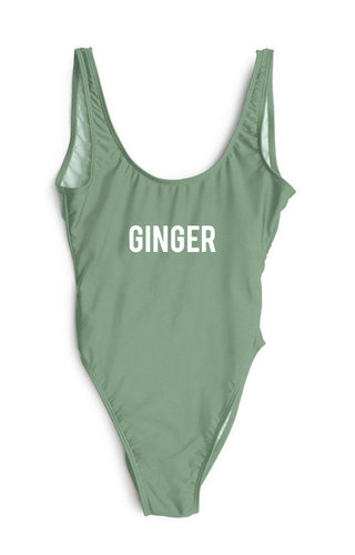 GINGER SWIMSUIT OLIVE