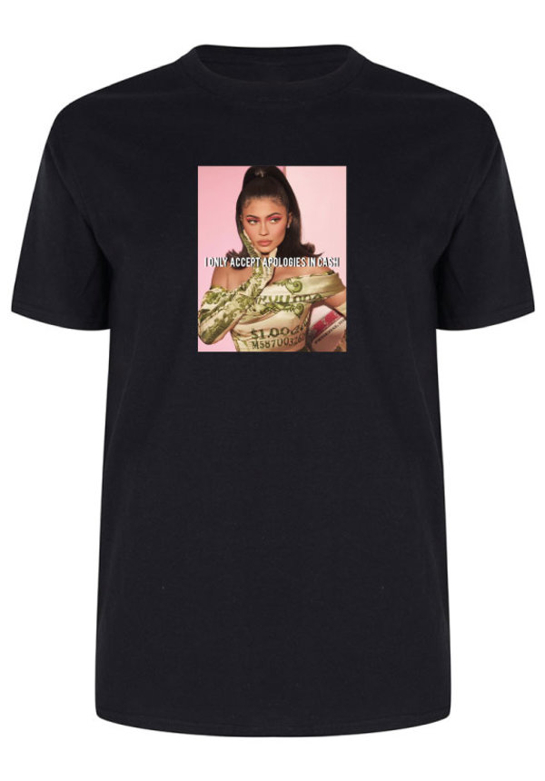 CASH ONLY PHOTO TEE