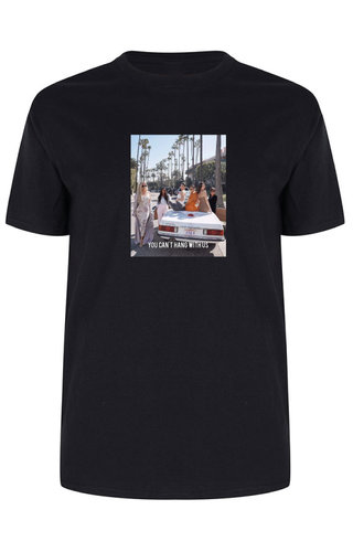 YOU CAN'T HANG WITH US PHOTO TEE