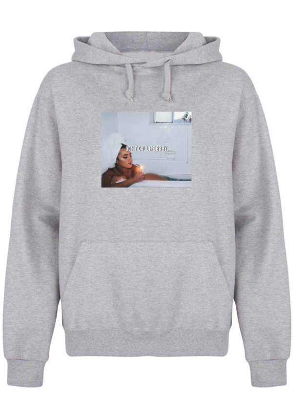 DON'T CALL ME BABY PHOTO HOODIE
