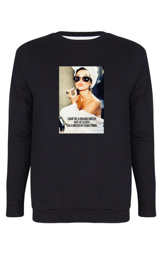 DRAMA QUEEN PHOTO SWEATER