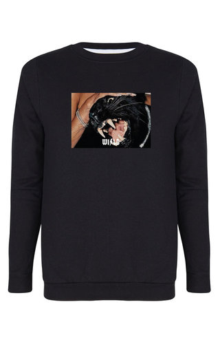 WILD PHOTO SWEATER