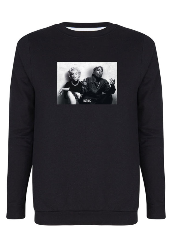 ICONS PHOTO SWEATER