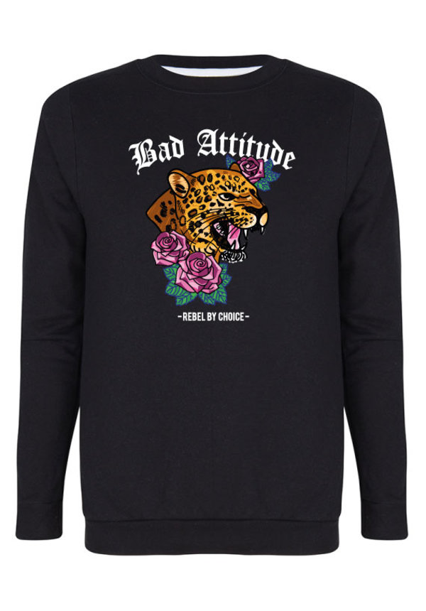 BAD ATTITUDE SWEATER