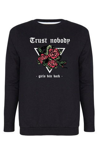 TRUST NOBODY SWEATER