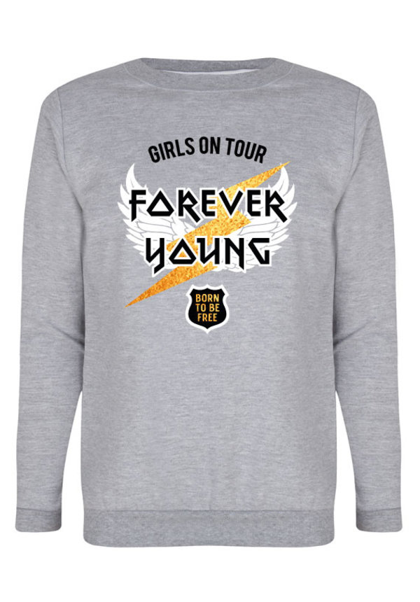 FOREVER YOUNG SWEATER