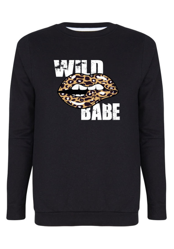 WILD BABE LIPS SWEATER