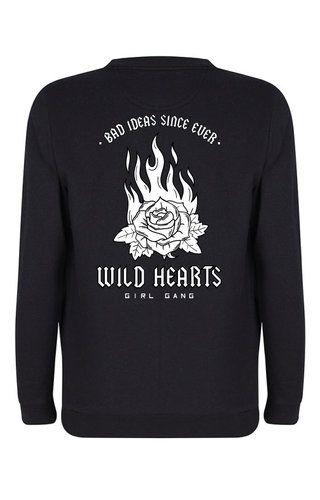 WILD HEARTS SWEATER