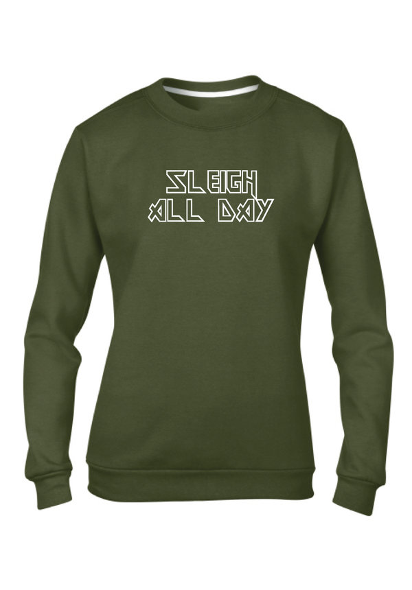 SLEIGH ALL DAY SWEATER (WMN)