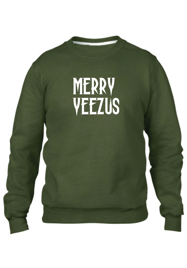 MERRY YEEZUS SWEATER (MEN)