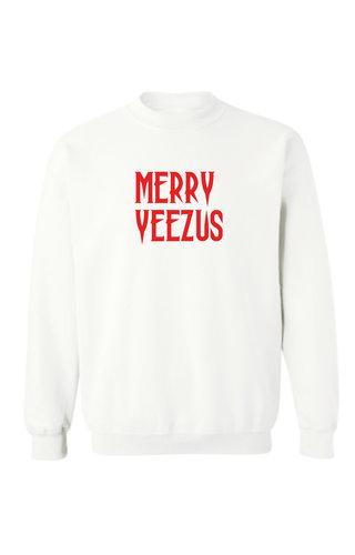 MERRY YEEZUS SWEATER (MEN)